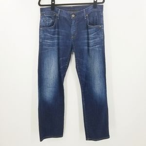 Citizens of Humanity Dylan Drop Rise Crop Jeans